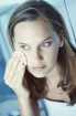 Bumps with White Heads