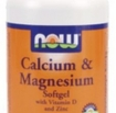 Calcium Daily Requirement for Healthy Skin